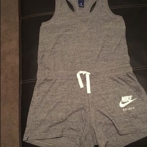 Nike Other - Brand New women's Nike jumpsuit!!!!